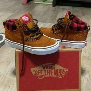 Vans shoes size 12 kids
